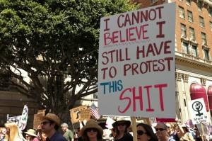 L.A. Protests. April 2012. Photo: Amy Eicher/TakePart