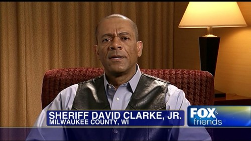 Sheriff David Clarke Jr