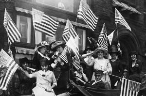 Celebrating 19th Amendment