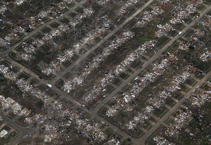 Oklahoma, 2013
