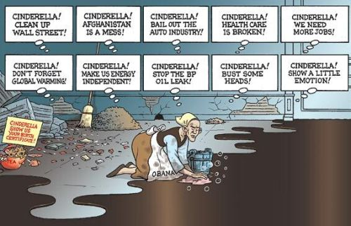 PresidentCinderella