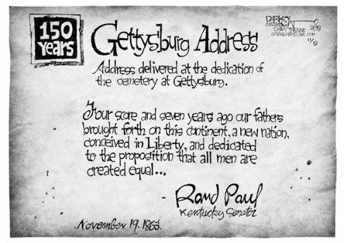 Plagiarized Address