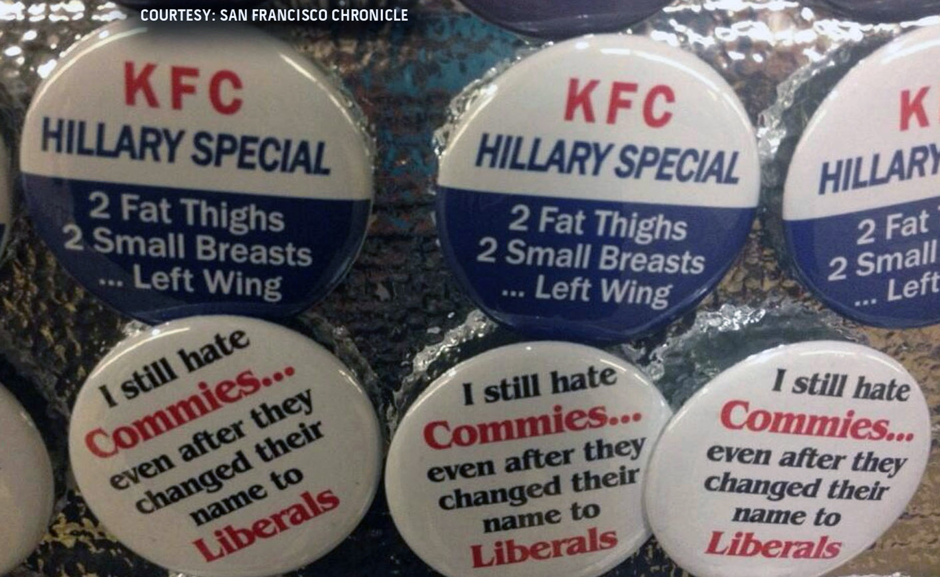 Republican Party Convention in Anaheim. San Francisco Chronicle, October 2013.