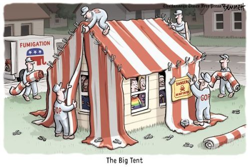 The Big Tent Party