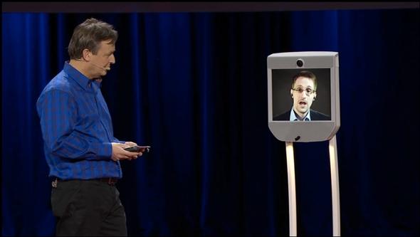 TED/Snowden