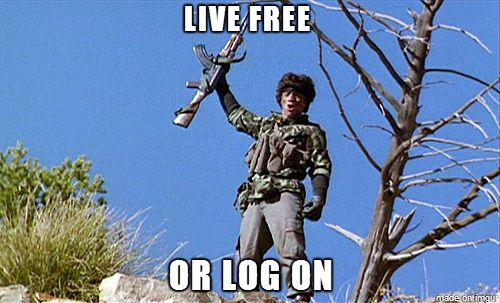 LiveFreeorLogOn