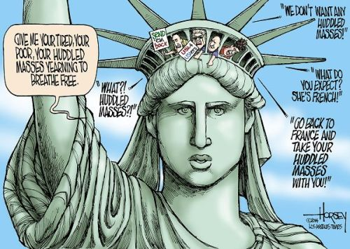 immigrants are americans too essay