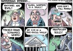 Dangerous Deniers