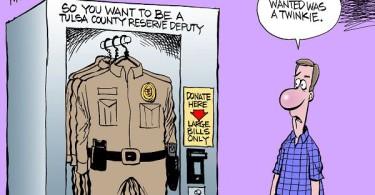 Reserve Deputies