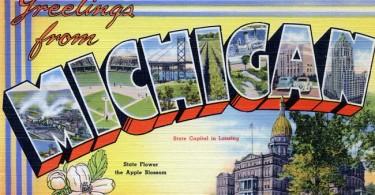 MichiganPostcard