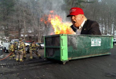 trumpster_fire