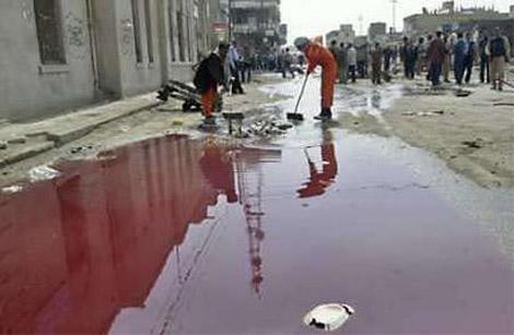 iraq blod
